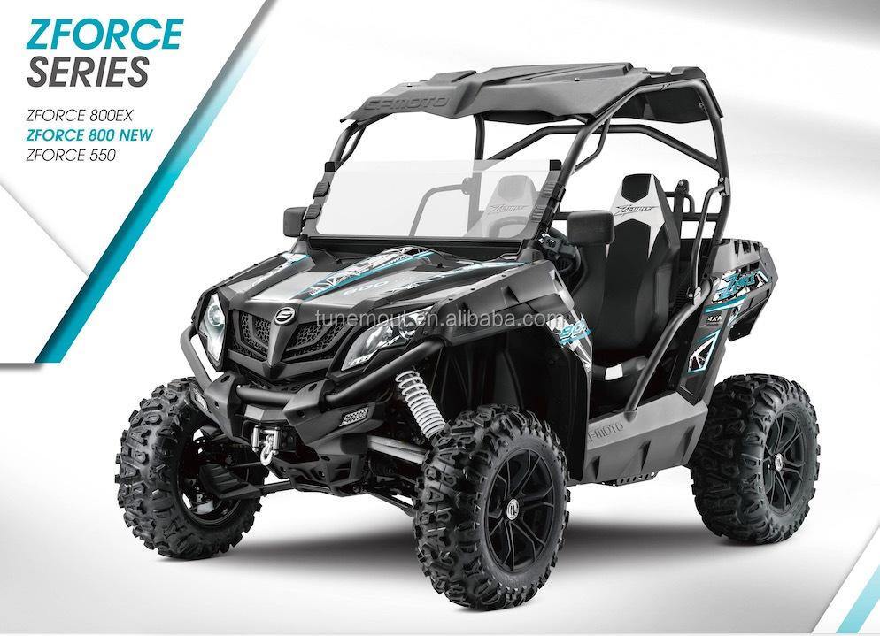 CFMOTO 4WD 800cc buggy 4x4 para la venta, ZFORCE 800 EX-UTV ...