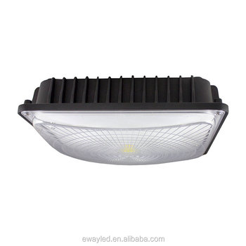 corrosion resistant led canopy lighting 70w ceiling gas. Black Bedroom Furniture Sets. Home Design Ideas