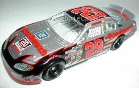 KEVIN HARVICK #29 GM QUICKSILVER 1:64 MONTE 2005