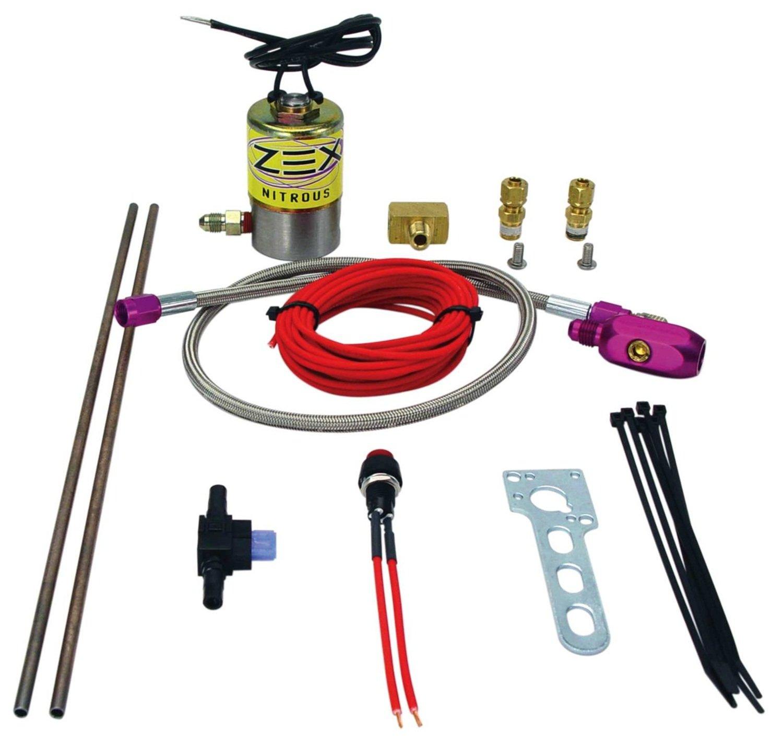 COMP Cams 82175 Nitrous Purge Kit (Zex Dual Outlet)