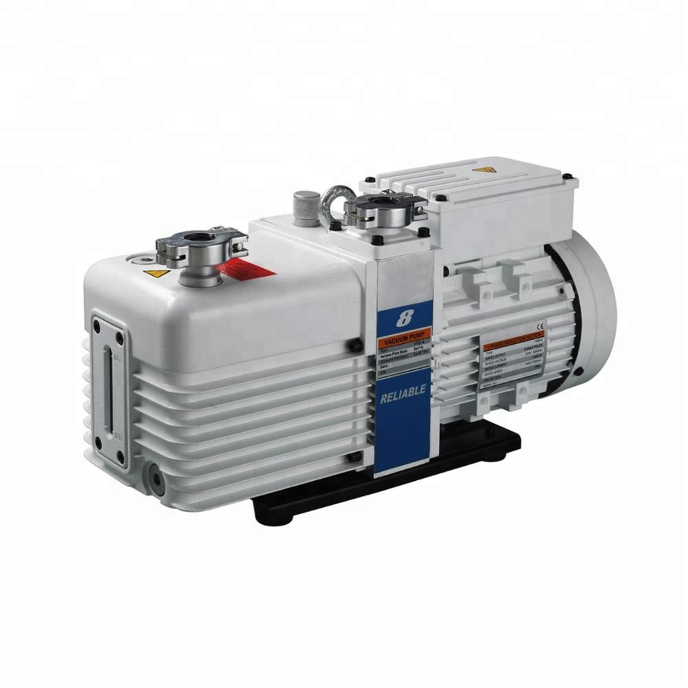 NADE VRD-8 2 Stage Rotary Vane Oil Vacuum <strong>Pump</strong>