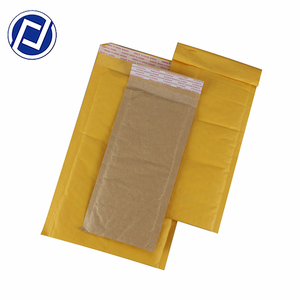 Custom Printed Kraft Mailing Paper Bag Bubble Mailers Padded Envelopes