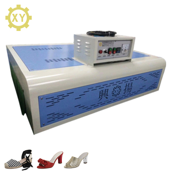 8f3a125bd86043 NIR Oven Shoe Conveyor Used In Shoe Factory Equipment Shoe Making Equipment
