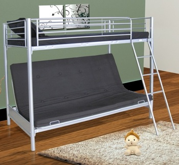 Kd Structure Metal Bunk Bed Sofa
