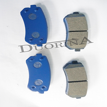 D1157 Professional Brake Pads 7L6 698 151 E Semi metallic with Great Price for Hyndai