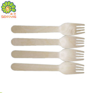 wooden bulk disposable airline hotel band names cutlery set pack