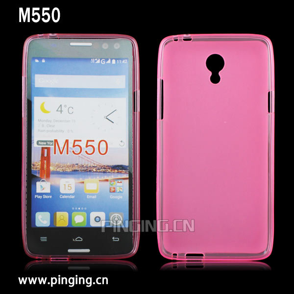 Solf tpu casas For InFocus M550, cell Phone Case For InFocus M550, back cover mobile phone case