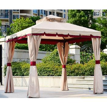 100 Virgin Hdpe Sun Shade Sail Garden Gazebo Canopy