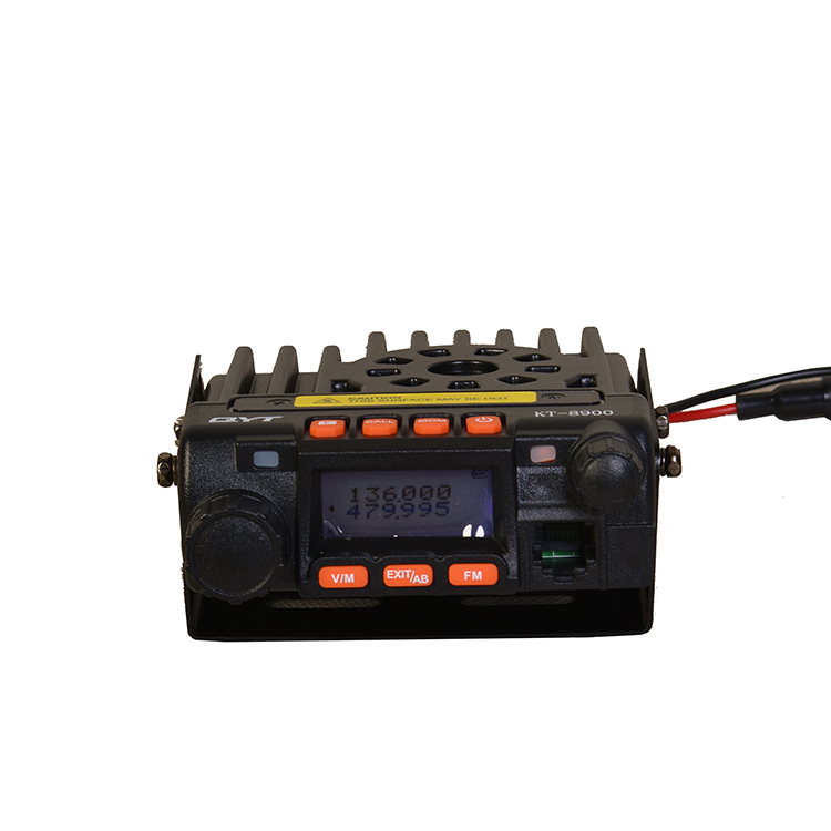 Custom Logo qyt kt-8900d mobile radio
