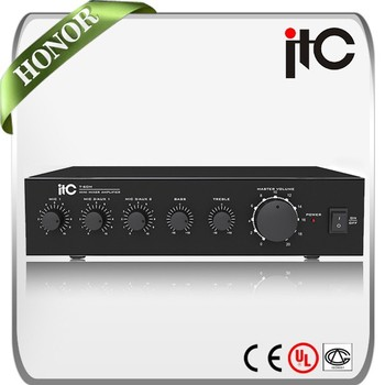 Itc T 35m Series 35w Or 60w Small Highly Integrated Pa