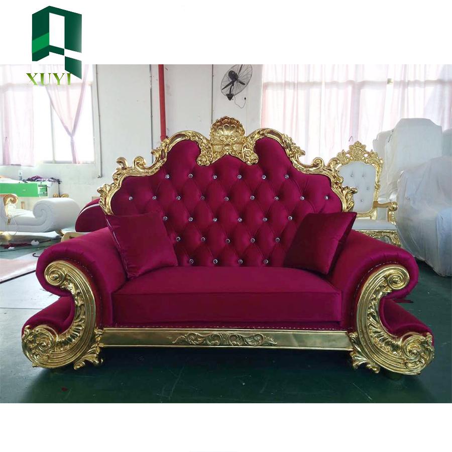 2017 Season Hot Indian Wedding Sofa Product On Alibaba