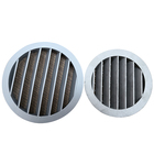 Round supply air diffuser aluminium vents grilles