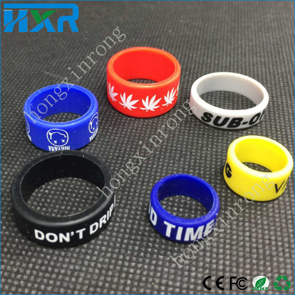 Fashion silicone Vape bands 100% ecig silicon vape band ring,new ecig accessories mods and atomizer tanks vape band