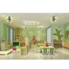 Children Furniture Commercial Kindergarten Children Furniture Sets For Cheap Daycare Furniture