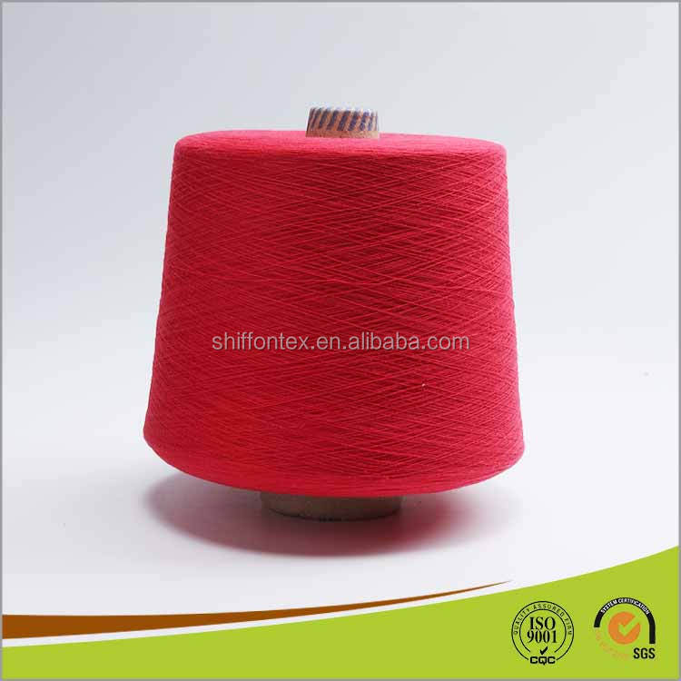 New Products Low Price Dyed Combed Cotton Yarn