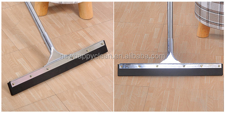 Commercial floor squeegee