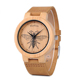 Classical Bamboo Wooden Watch New Arrival Women High Quality Vintage Style Men