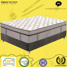 cool factory price sleep well anti-slip crib thin massage cooling gel cotton knitted mattress fabric hospital bed pad