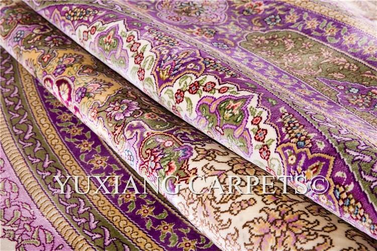 6x6ft Oriental Sculptured Rug Iran Carpet Prices Round