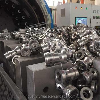 Zlhb 335 Steel Vacuum Brazing Furnace Stainless Anium Alloy