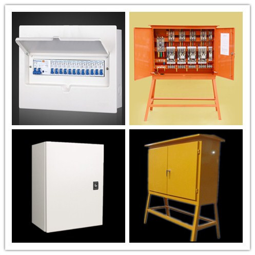 control panels/outdoor metal enclosure box/distribution box ip65/electric cabinets distribution amplifier