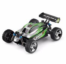 RC <span class=keywords><strong>Auto</strong></span> WLtoys A959 2.4g 1/18 Schaal Afstandsbediening Off-road Racewagen Hoge Snelheid Stunt SUV Speelgoed gift Voor Jongen RC Mini <span class=keywords><strong>Auto</strong></span>
