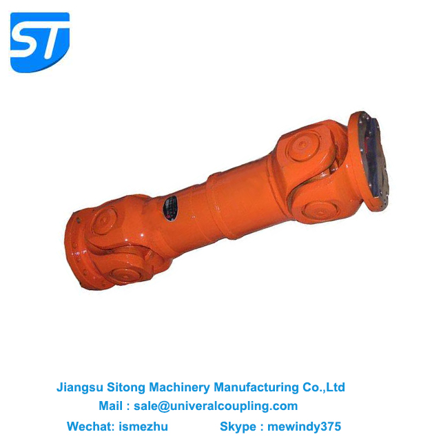 SWCZ720 -3500 Heavy Duty Universal Joint coupling