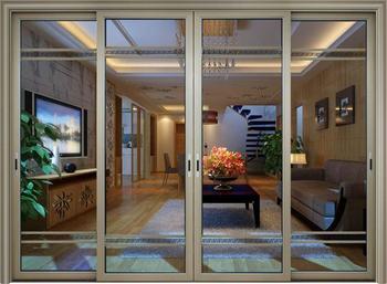 Rational construction latest design aluminium sliding interior door used for hospital & Rational Construction Latest Design Aluminium Sliding Interior Door ...