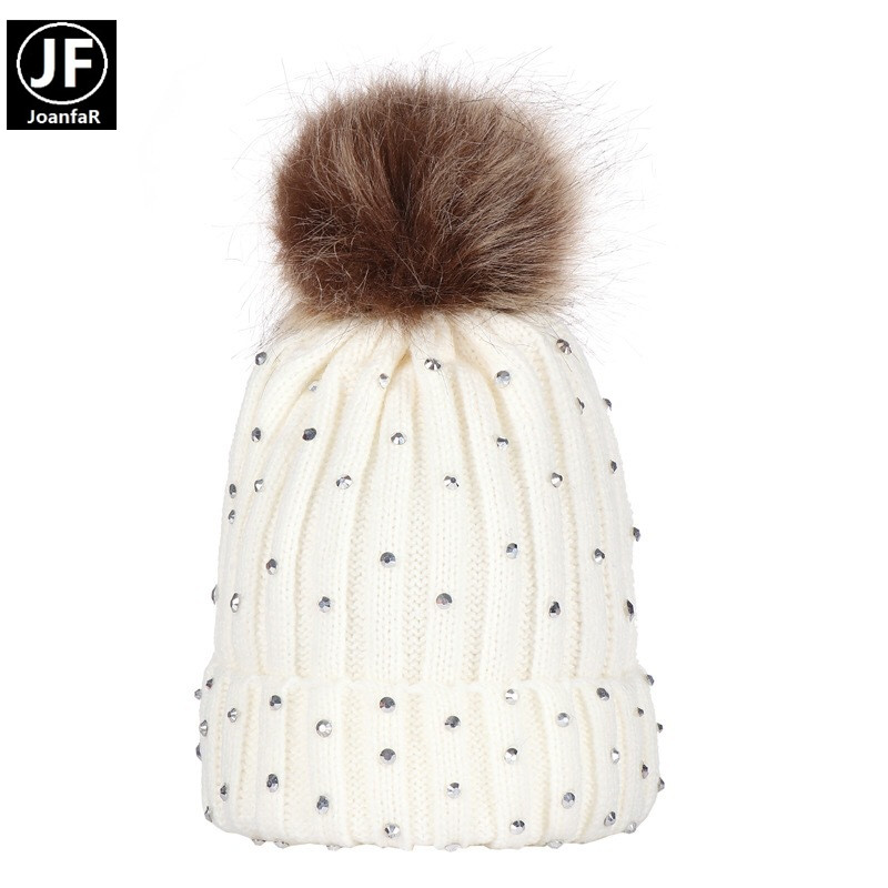 47696461c0f Om-198 Custom Kids Winter Knitted Pom Beanie Bobble Hat Faux Fur Ball Pom  Pom Cap Unisex Kids Beanie Hat (ages 0-3) - Buy Factory Sale Various Baby  Winter ...