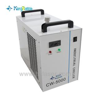 china supplier king rabbit cw-5200 industrial water chiller price