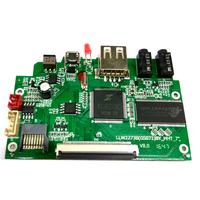 Rca Motherboard Power Bank Printed Circuit Board