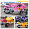 pocket bike new 49CC two stroke mini moto dirt bike for kids and children
