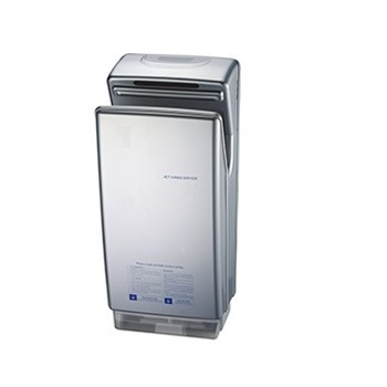High Quality Durable Automatic Stainless Steel High Speed Hand Dryer for Commercial Bathroom