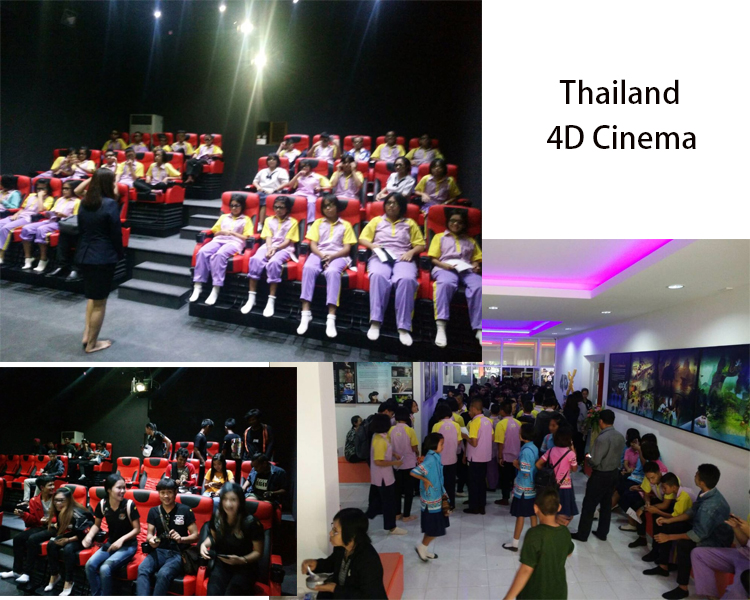 Hightech Motion Zetels En Speciale Effecten Best Selling 5d Theater Film Uitverkoop 3d/4d/5d/6d/7d/8d/9d Cinema