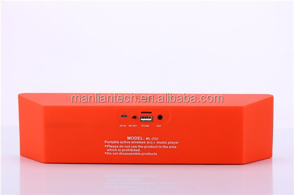 China new products with U-disck rechargable usb speacker professional