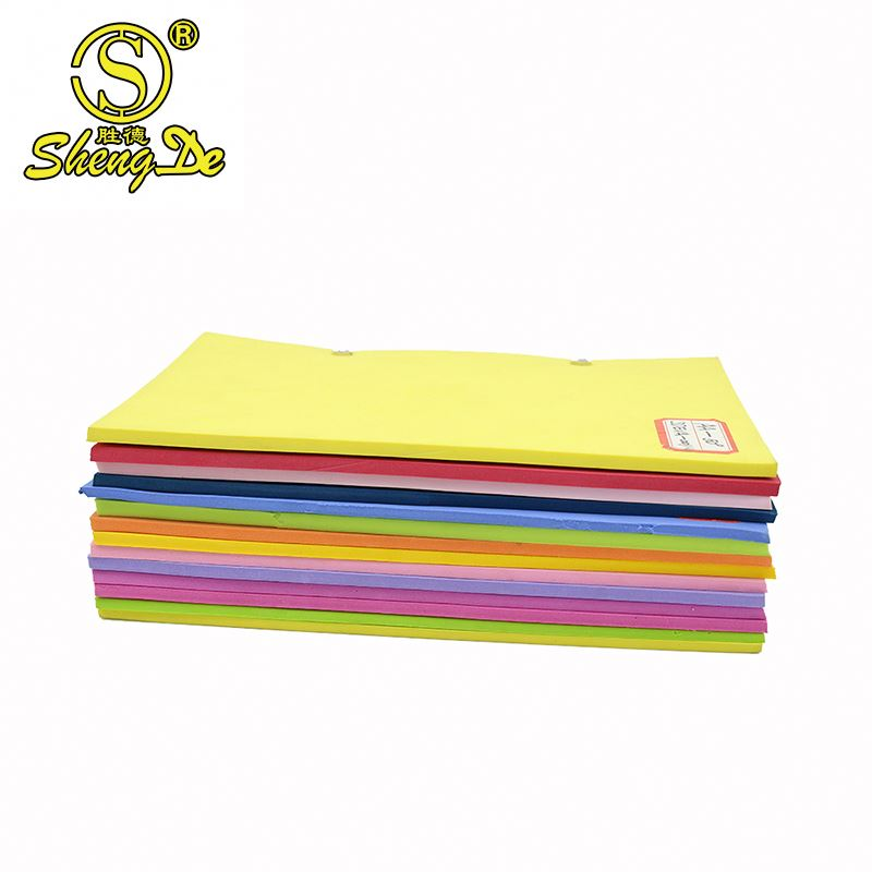 eva foam sheet low density/ eva foam plain sheet /adhesive eva pad