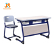 Wooden used school furniture desk for sale