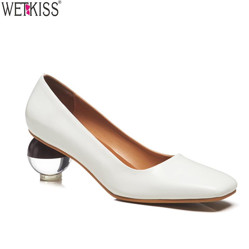 25a072dd Zapatos de tacón alto fabricante nueva llegada Oficina dama bajo desgaste  especial tacones de cuero bombas