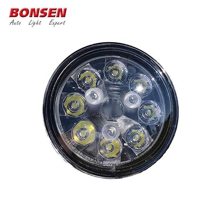 Free sample PAR36 Round 4.5inch LED Spot Bulb for Truck Tractor Work Lights bulbs lamp lighting