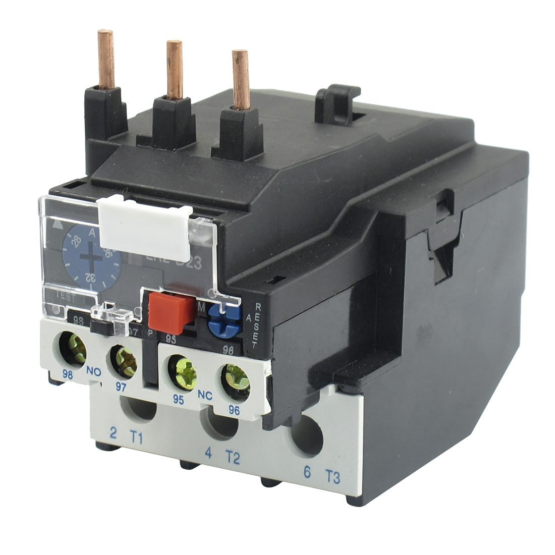 Cheap Types Of Overload Relays Find Deals Get Quotations Uxcell Jrs2 23 36a 28 Adjustable Current Range Thermal