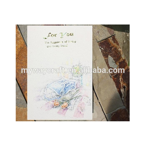 Pastels Hand Made Hand Painted Greeting Cards