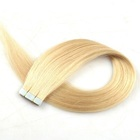 Wholesale Cheap high quality double drawn cuticle New Arrival Fast Wear European Remy clip in hair extension