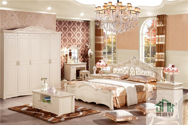 China Made Adult Bedroom Set Furniture Ha-908# Bedroom Furniture Bed ...
