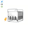 ice cream custom shape ice popsicle mold stainless steel