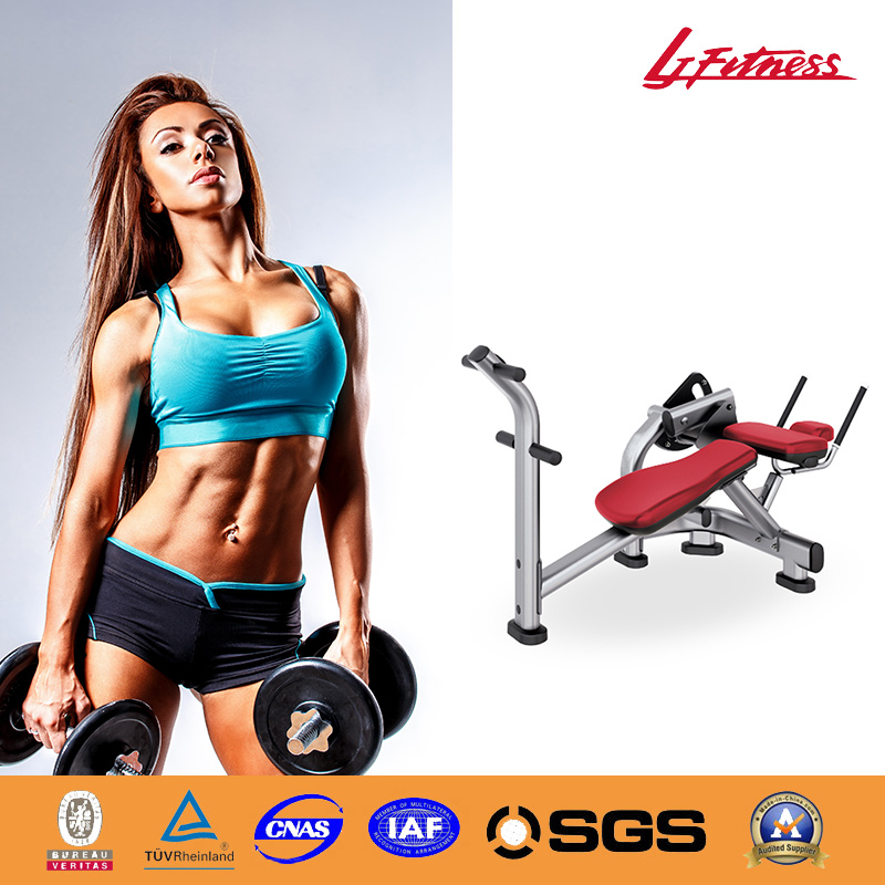Factory Cheap Price Commercial Gym Machines Ab Crunch Bench LJ-5528-9
