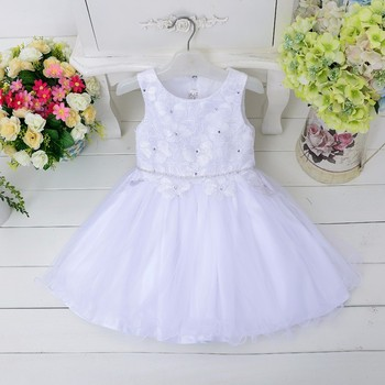 96e57fa13f38 Online kid clothes baby frock designs girls clothing sets 2 year old flower  girl dress L15100