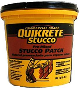 SAKRETE OF NORTH AMERICA 865032 QT Pre Mix Stucco Patch by Sakrete Of North America