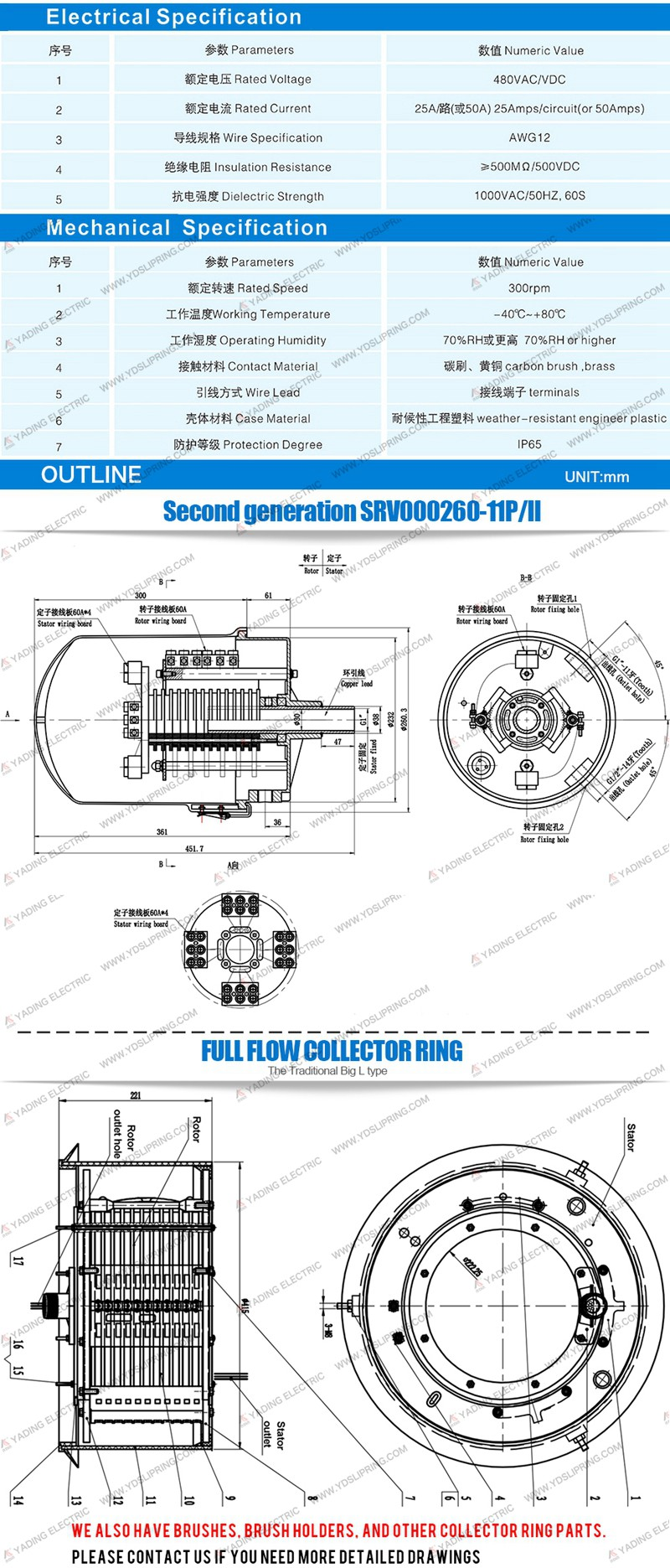 Center Pivot Irrigation Control Collector Ring Buy 11 Tooth Stator Wiring Diagram Available In Different Configurations 12 And 13 Conductor