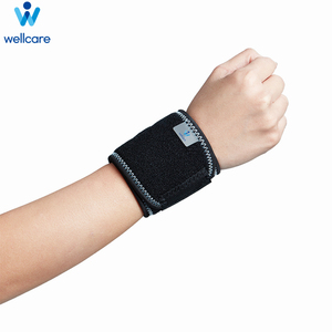 WellCare Medical Equipment Wrist Brace wellbind wrist brace 41601 WRAP-AROUND WRIST SUPPORT