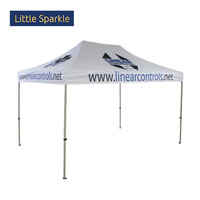 Customized advertising oxford waterproof strong folding canopy roof top pop-up tent outdoor for camping and hiking